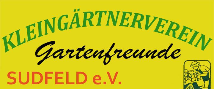 Logo Kleingartenverein Gartenfreunde Sudfeld e.V.